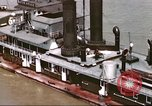 Image of steamer Mark Twain United States USA, 1942, second 62 stock footage video 65675062991