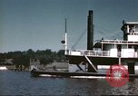 Image of steamer Mark Twain United States USA, 1942, second 59 stock footage video 65675062993