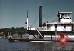 Image of steamer Mark Twain United States USA, 1942, second 60 stock footage video 65675062993