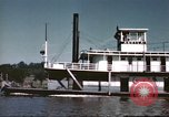 Image of steamer Mark Twain United States USA, 1942, second 61 stock footage video 65675062993
