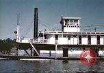 Image of steamer Mark Twain United States USA, 1942, second 62 stock footage video 65675062993