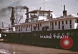 Image of steamer Mark Twain United States USA, 1942, second 31 stock footage video 65675062995