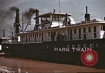 Image of steamer Mark Twain United States USA, 1942, second 40 stock footage video 65675062995