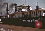 Image of steamer Mark Twain United States USA, 1942, second 41 stock footage video 65675062995