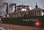 Image of steamer Mark Twain United States USA, 1942, second 42 stock footage video 65675062995