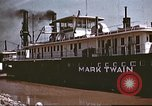 Image of steamer Mark Twain United States USA, 1942, second 46 stock footage video 65675062995
