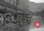 Image of Downtown Johnstown damage from 1936 flood United States USA, 1936, second 43 stock footage video 65675063002