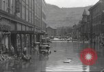 Image of Downtown Johnstown damage from 1936 flood United States USA, 1936, second 45 stock footage video 65675063002