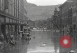 Image of Downtown Johnstown damage from 1936 flood United States USA, 1936, second 46 stock footage video 65675063002