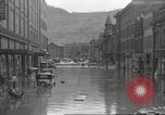 Image of Downtown Johnstown damage from 1936 flood United States USA, 1936, second 47 stock footage video 65675063002