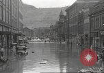 Image of Downtown Johnstown damage from 1936 flood United States USA, 1936, second 48 stock footage video 65675063002