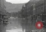 Image of Downtown Johnstown damage from 1936 flood United States USA, 1936, second 49 stock footage video 65675063002