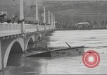 Image of damage in Johnstown Pennsylvania from 1936 flood Johnstown Pennsylvania USA, 1936, second 3 stock footage video 65675063003