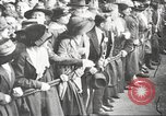 Image of New recruit American soldiers joining World War I United States USA, 1917, second 26 stock footage video 65675063005