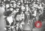 Image of New recruit American soldiers joining World War I United States USA, 1917, second 27 stock footage video 65675063005
