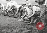 Image of New recruit American soldiers joining World War I United States USA, 1917, second 41 stock footage video 65675063005