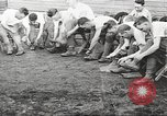 Image of New recruit American soldiers joining World War I United States USA, 1917, second 44 stock footage video 65675063005