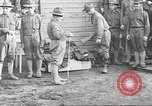 Image of New recruit American soldiers joining World War I United States USA, 1917, second 54 stock footage video 65675063005