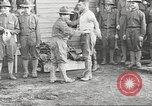 Image of New recruit American soldiers joining World War I United States USA, 1917, second 56 stock footage video 65675063005