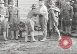 Image of New recruit American soldiers joining World War I United States USA, 1917, second 57 stock footage video 65675063005