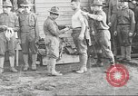 Image of New recruit American soldiers joining World War I United States USA, 1917, second 58 stock footage video 65675063005