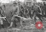 Image of World War I American soldiers building barracks United States USA, 1917, second 43 stock footage video 65675063006