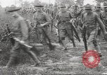 Image of World War I American soldiers building barracks United States USA, 1917, second 44 stock footage video 65675063006