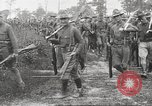 Image of World War I American soldiers building barracks United States USA, 1917, second 52 stock footage video 65675063006