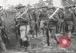 Image of World War I American soldiers building barracks United States USA, 1917, second 54 stock footage video 65675063006