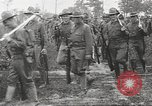 Image of World War I American soldiers building barracks United States USA, 1917, second 55 stock footage video 65675063006