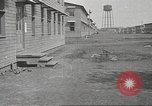 Image of Barracks for American soldier recruits World War 1 United States USA, 1917, second 11 stock footage video 65675063007