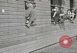 Image of Barracks for American soldier recruits World War 1 United States USA, 1917, second 17 stock footage video 65675063007