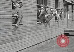 Image of Barracks for American soldier recruits World War 1 United States USA, 1917, second 18 stock footage video 65675063007