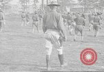 Image of Barracks for American soldier recruits World War 1 United States USA, 1917, second 31 stock footage video 65675063007