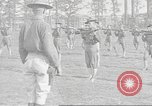 Image of Barracks for American soldier recruits World War 1 United States USA, 1917, second 43 stock footage video 65675063007