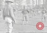 Image of Barracks for American soldier recruits World War 1 United States USA, 1917, second 44 stock footage video 65675063007