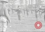 Image of Barracks for American soldier recruits World War 1 United States USA, 1917, second 46 stock footage video 65675063007