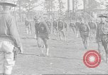 Image of Barracks for American soldier recruits World War 1 United States USA, 1917, second 49 stock footage video 65675063007