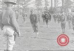 Image of Barracks for American soldier recruits World War 1 United States USA, 1917, second 52 stock footage video 65675063007