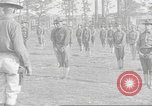 Image of Barracks for American soldier recruits World War 1 United States USA, 1917, second 53 stock footage video 65675063007