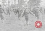 Image of Barracks for American soldier recruits World War 1 United States USA, 1917, second 59 stock footage video 65675063007