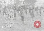 Image of Barracks for American soldier recruits World War 1 United States USA, 1917, second 60 stock footage video 65675063007