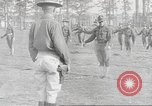 Image of Barracks for American soldier recruits World War 1 United States USA, 1917, second 61 stock footage video 65675063007