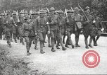 Image of Major General Thomas H Barry addresses soldiers Rockford Illinois USA, 1917, second 4 stock footage video 65675063008