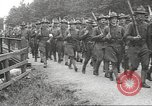 Image of Major General Thomas H Barry addresses soldiers Rockford Illinois USA, 1917, second 8 stock footage video 65675063008