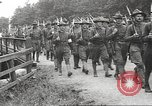 Image of Major General Thomas H Barry addresses soldiers Rockford Illinois USA, 1917, second 9 stock footage video 65675063008