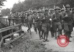Image of Major General Thomas H Barry addresses soldiers Rockford Illinois USA, 1917, second 10 stock footage video 65675063008