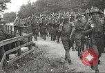 Image of Major General Thomas H Barry addresses soldiers Rockford Illinois USA, 1917, second 12 stock footage video 65675063008