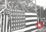 Image of Major General Thomas H Barry addresses soldiers Rockford Illinois USA, 1917, second 16 stock footage video 65675063008