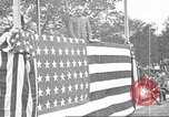 Image of Major General Thomas H Barry addresses soldiers Rockford Illinois USA, 1917, second 17 stock footage video 65675063008